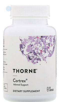 Thorne Research, Cortrex, 60 капсул